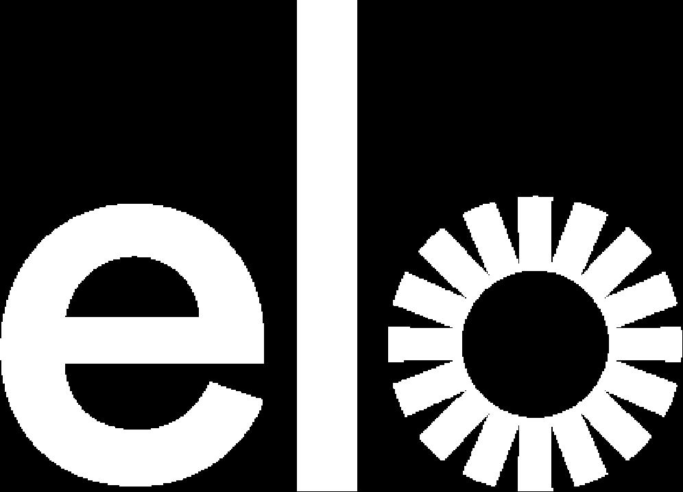 Elo logo. Swing House toimitilat Espoon Keilaniemessä